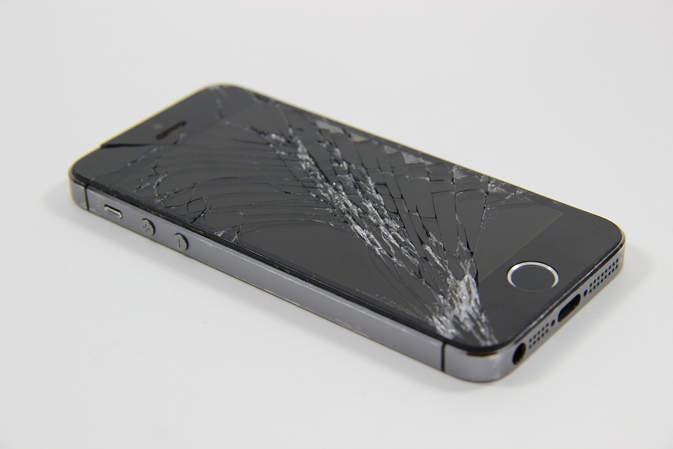 telefoonscherm reparatie